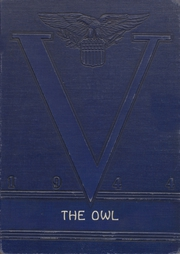 Page 1, 1944 Edition, Hondo High School - Owl Yearbook (Hondo, TX) online yearbook collection