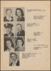 Page 11, 1944 Edition, Hondo High School - Owl Yearbook (Hondo, TX) online yearbook collection