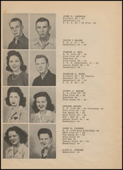 Page 14, 1944 Edition, Hondo High School - Owl Yearbook (Hondo, TX) online yearbook collection