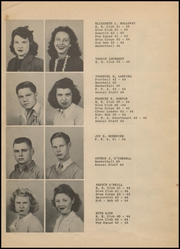 Page 16, 1944 Edition, Hondo High School - Owl Yearbook (Hondo, TX) online yearbook collection