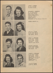 Page 17, 1944 Edition, Hondo High School - Owl Yearbook (Hondo, TX) online yearbook collection