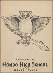 Page 5, 1944 Edition, Hondo High School - Owl Yearbook (Hondo, TX) online yearbook collection