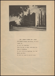Page 8, 1944 Edition, Hondo High School - Owl Yearbook (Hondo, TX) online yearbook collection