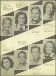 Page 16, 1947 Edition, Hondo High School - Owl Yearbook (Hondo, TX) online yearbook collection