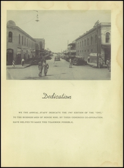 Page 7, 1947 Edition, Hondo High School - Owl Yearbook (Hondo, TX) online yearbook collection