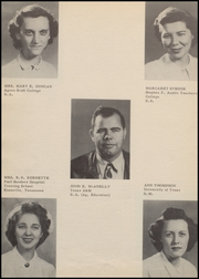 Page 14, 1950 Edition, Hondo High School - Owl Yearbook (Hondo, TX) online yearbook collection