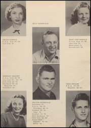 Page 17, 1950 Edition, Hondo High School - Owl Yearbook (Hondo, TX) online yearbook collection
