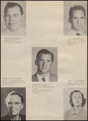 Page 10, 1951 Edition, Hondo High School - Owl Yearbook (Hondo, TX) online yearbook collection