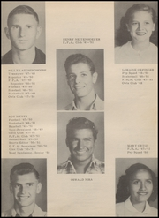 Page 15, 1951 Edition, Hondo High School - Owl Yearbook (Hondo, TX) online yearbook collection
