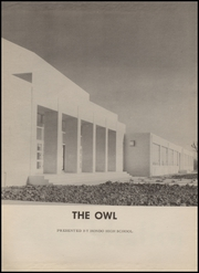 Page 5, 1951 Edition, Hondo High School - Owl Yearbook (Hondo, TX) online yearbook collection