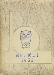 Hondo High School - Owl Yearbook (Hondo, TX) online yearbook collection, 1952 Edition, Page 1