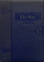 Hondo High School - Owl Yearbook (Hondo, TX) online yearbook collection, 1953 Edition, Page 1