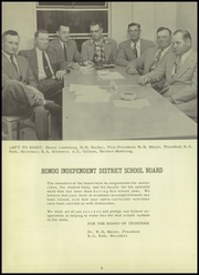 Page 10, 1954 Edition, Hondo High School - Owl Yearbook (Hondo, TX) online yearbook collection