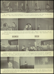 Page 15, 1954 Edition, Hondo High School - Owl Yearbook (Hondo, TX) online yearbook collection