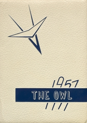 Hondo High School - Owl Yearbook (Hondo, TX) online yearbook collection, 1957 Edition, Page 1