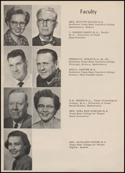 Page 16, 1957 Edition, Hondo High School - Owl Yearbook (Hondo, TX) online yearbook collection