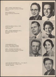 Page 17, 1957 Edition, Hondo High School - Owl Yearbook (Hondo, TX) online yearbook collection