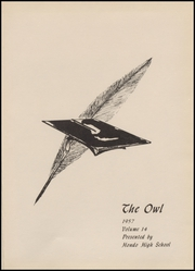 Page 5, 1957 Edition, Hondo High School - Owl Yearbook (Hondo, TX) online yearbook collection