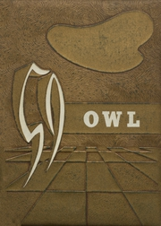Page 1, 1959 Edition, Hondo High School - Owl Yearbook (Hondo, TX) online yearbook collection