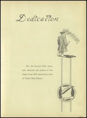Page 11, 1947 Edition, Trinity High School - Tiger Yearbook (Trinity, TX) online yearbook collection
