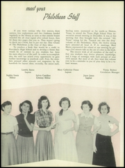 Page 16, 1953 Edition, Providence High School - Philothean Yearbook (San Antonio, TX) online yearbook collection
