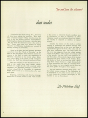 Page 8, 1953 Edition, Providence High School - Philothean Yearbook (San Antonio, TX) online yearbook collection