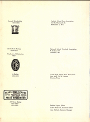 Page 4, 1956 Edition, Providence High School - Philothean Yearbook (San Antonio, TX) online yearbook collection