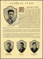 Page 13, 1934 Edition, Anahuac High School - Anahuaconian Yearbook (Anahuac, TX) online yearbook collection