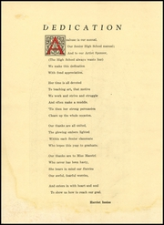 Page 6, 1934 Edition, Anahuac High School - Anahuaconian Yearbook (Anahuac, TX) online yearbook collection