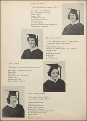 Page 10, 1952 Edition, Anahuac High School - Anahuaconian Yearbook (Anahuac, TX) online yearbook collection