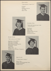 Page 12, 1952 Edition, Anahuac High School - Anahuaconian Yearbook (Anahuac, TX) online yearbook collection