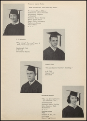 Page 13, 1952 Edition, Anahuac High School - Anahuaconian Yearbook (Anahuac, TX) online yearbook collection