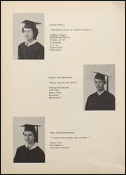 Page 16, 1952 Edition, Anahuac High School - Anahuaconian Yearbook (Anahuac, TX) online yearbook collection