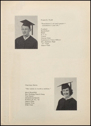 Page 17, 1952 Edition, Anahuac High School - Anahuaconian Yearbook (Anahuac, TX) online yearbook collection