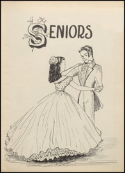 Page 7, 1952 Edition, Anahuac High School - Anahuaconian Yearbook (Anahuac, TX) online yearbook collection