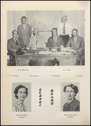 Page 10, 1953 Edition, Anahuac High School - Anahuaconian Yearbook (Anahuac, TX) online yearbook collection