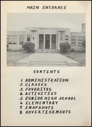 Page 8, 1953 Edition, Anahuac High School - Anahuaconian Yearbook (Anahuac, TX) online yearbook collection