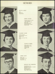 Page 16, 1957 Edition, Anahuac High School - Anahuaconian Yearbook (Anahuac, TX) online yearbook collection