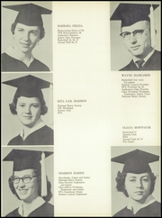 Page 17, 1957 Edition, Anahuac High School - Anahuaconian Yearbook (Anahuac, TX) online yearbook collection