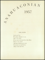Page 5, 1957 Edition, Anahuac High School - Anahuaconian Yearbook (Anahuac, TX) online yearbook collection