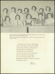 Page 6, 1957 Edition, Anahuac High School - Anahuaconian Yearbook (Anahuac, TX) online yearbook collection