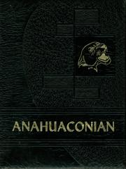 1960 Edition, Anahuac High School - Anahuaconian Yearbook (Anahuac, TX)
