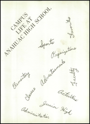 Page 7, 1960 Edition, Anahuac High School - Anahuaconian Yearbook (Anahuac, TX) online yearbook collection