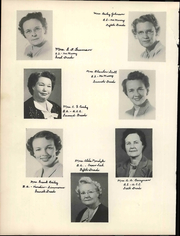 Page 16, 1950 Edition, Clyde High School - Kennel Yearbook (Clyde, TX) online yearbook collection