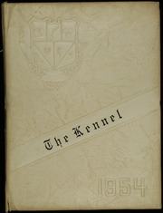 1954 Edition, Clyde High School - Kennel Yearbook (Clyde, TX)