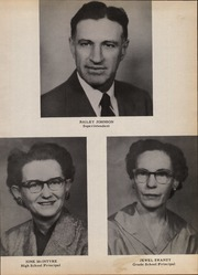 Page 11, 1954 Edition, Clyde High School - Kennel Yearbook (Clyde, TX) online yearbook collection