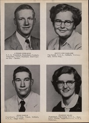 Page 17, 1954 Edition, Clyde High School - Kennel Yearbook (Clyde, TX) online yearbook collection