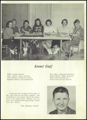 Page 9, 1959 Edition, Clyde High School - Kennel Yearbook (Clyde, TX) online yearbook collection