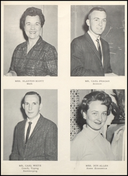 Page 13, 1960 Edition, Clyde High School - Kennel Yearbook (Clyde, TX) online yearbook collection
