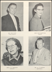 Page 14, 1960 Edition, Clyde High School - Kennel Yearbook (Clyde, TX) online yearbook collection